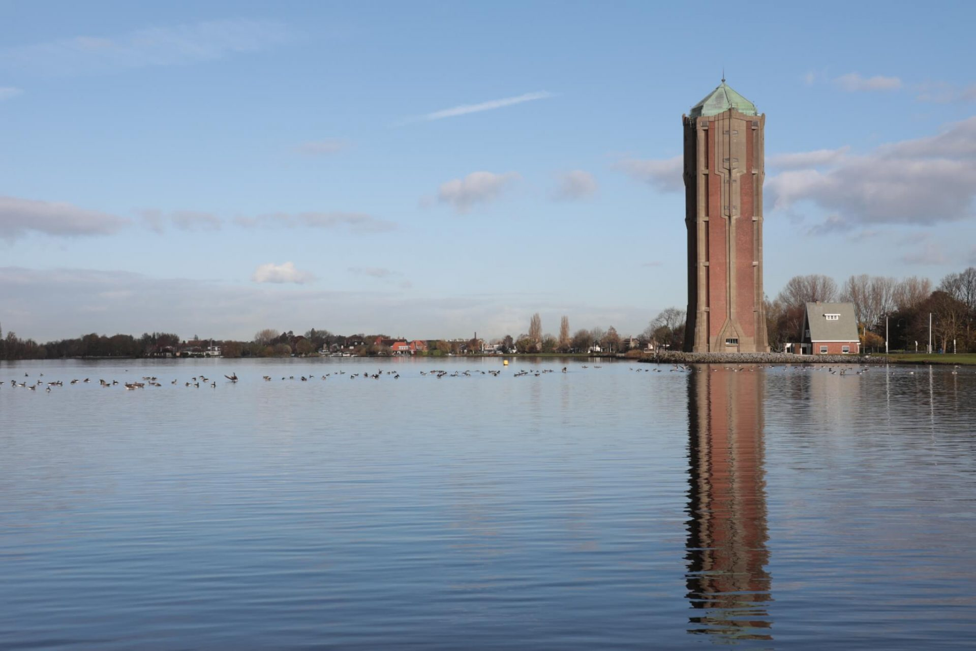 Westeinderplassen Aalsmeer